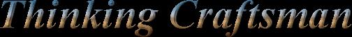 Thinking Craftman Logo